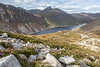 Ben Crom Reservoir and Slieve Bearnagh, The Mourne Mountains, Down, Northern Ireland.