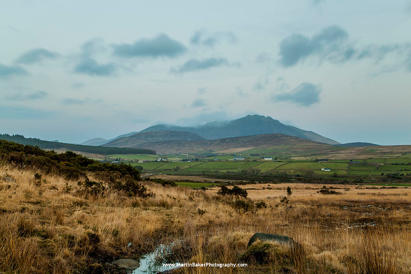 Mourne Mountains, Down, Northern Ireland.
