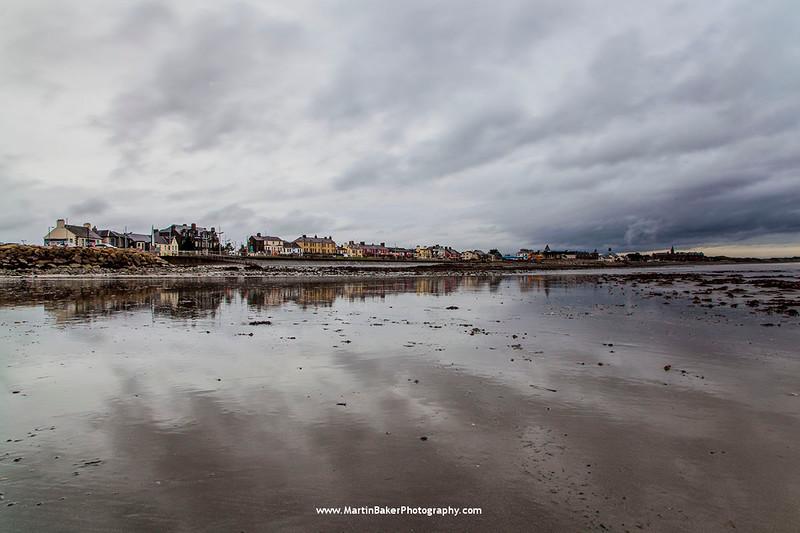 Newcastle Beach, Newcastle, Down, Northern Ireland.