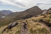 Slieve Bearnagh, The Mourne Mountains, Down, Northern Ireland.