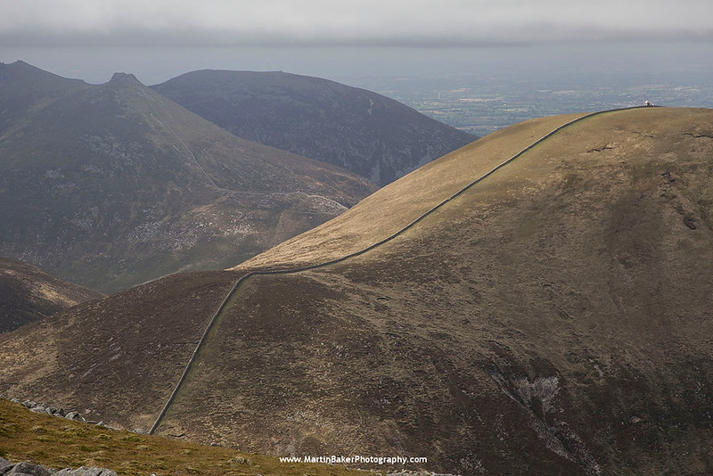 Slieve Commedagh, The Mourne Mountains, Down, Northern Ireland.