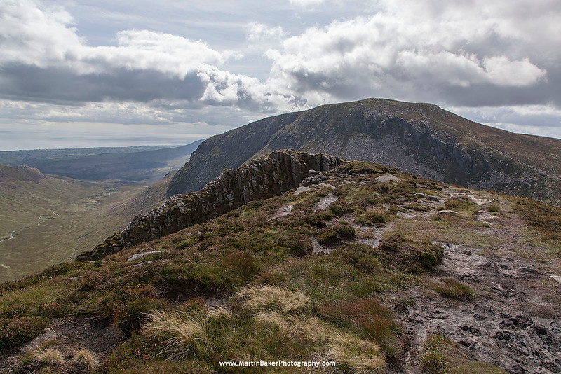 Cove Mountain, The Mourne Mountains, Down, Northern Ireland.