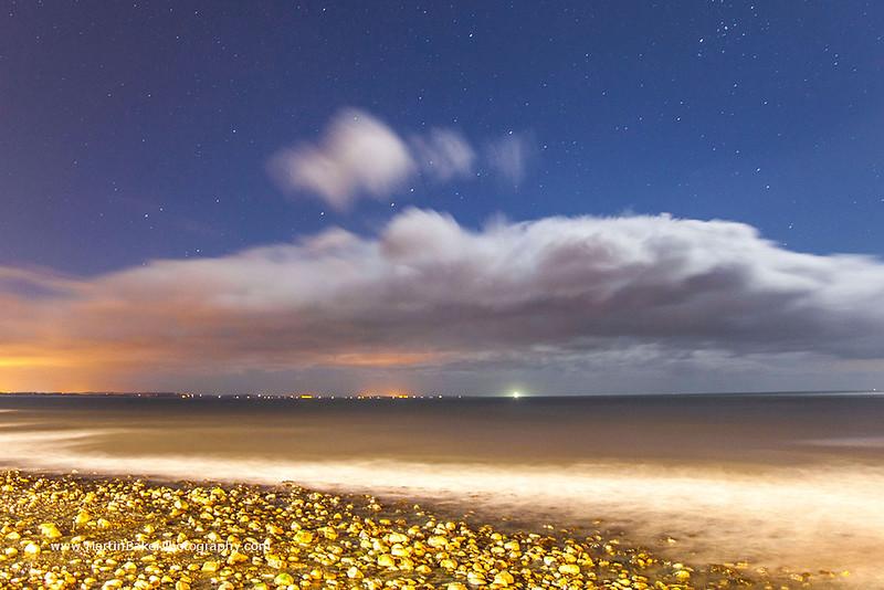 Newcastle beach, Down, Northern Ireland.
