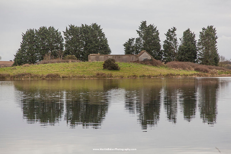 Lough Money, Downpatrick, Down, Northern Ireland.