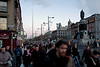 Dublin Spire, O'Connell Street, Dublin, 12 January 2009