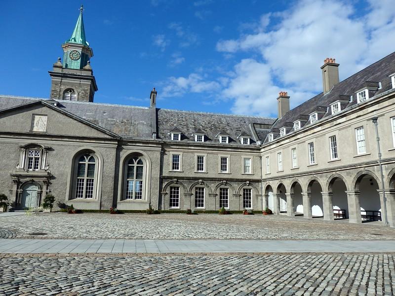 The Irish Museum of Modern Art in Dublin.
