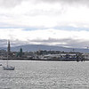 From the pier<br /> Dún Laoghaire, Ireland<br /> April 5, 2014