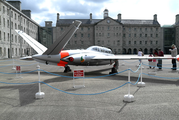 Collins' Barracks, Dublin - August 28, 2013