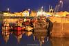 Howth Harbour, Howth, Dublin, Ireland.