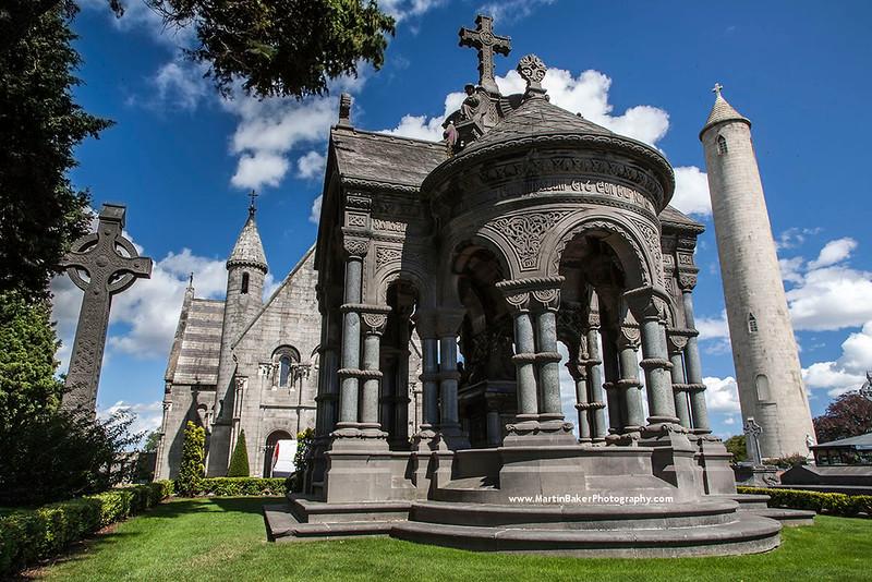 Glasnevin Cemetery, Dublin, Ireland.