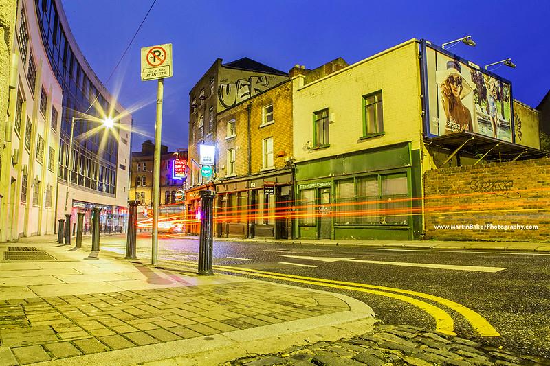 Stephen Street Upper, Dublin, Ireland.
