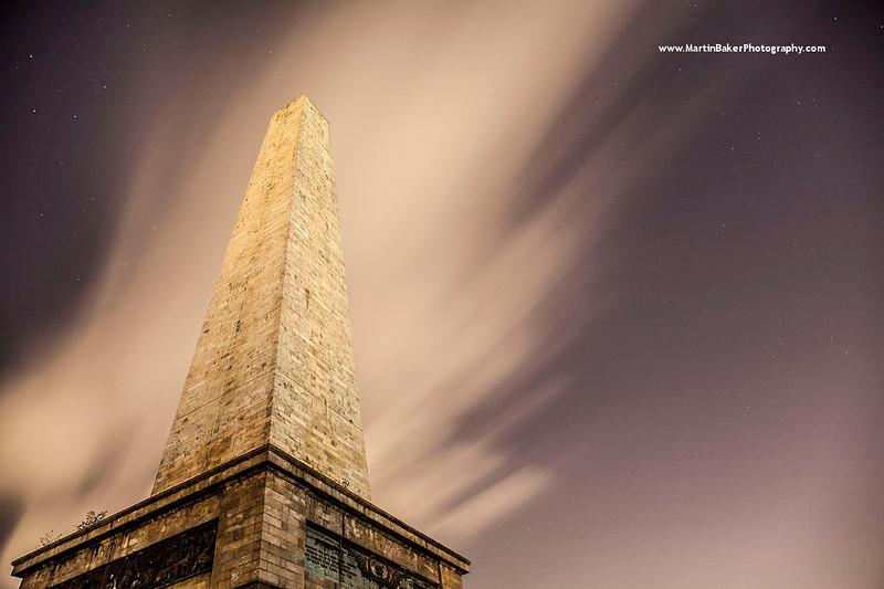 Wellington Monument, Phoenix Park, Dublin, Ireland.