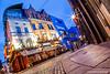 Essex Street East, Temple Bar, Dublin, Ireland.