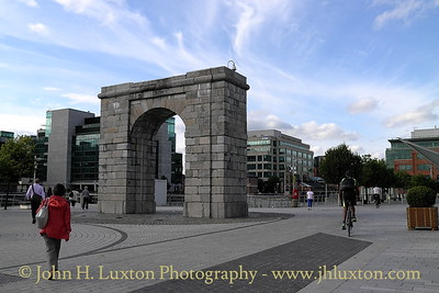 George's Dock, Dublin - August 28, 2013