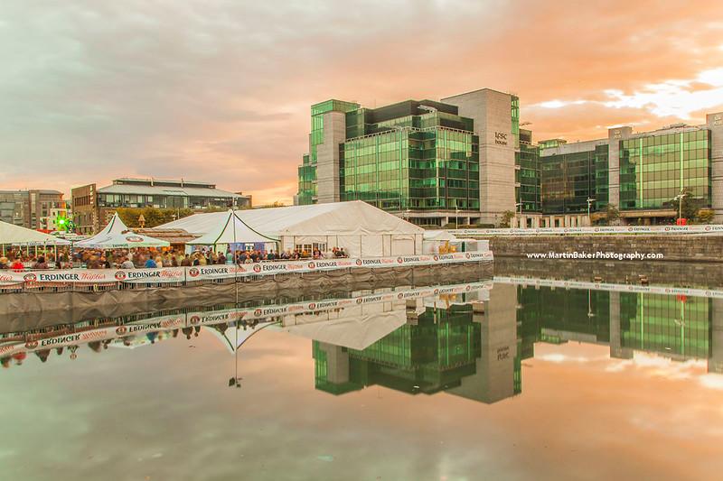 George's Dock, Docklands, Dublin, Ireland.