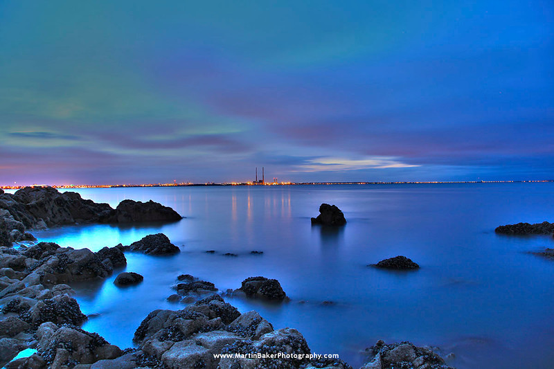 Dublin Bay, Blackrock, Dublin, Ireland.