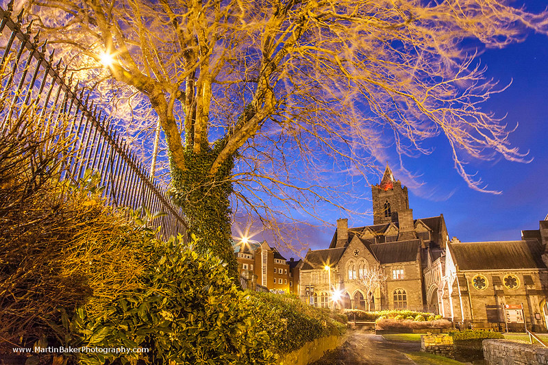 Christ Church, Cathedral, Dublin, Ireland.