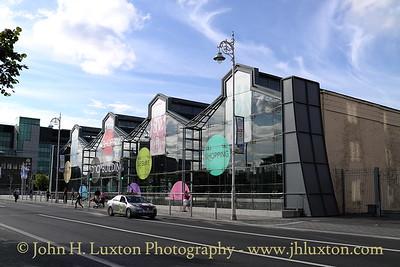 CHQ Building, Dublin - August 28, 2013