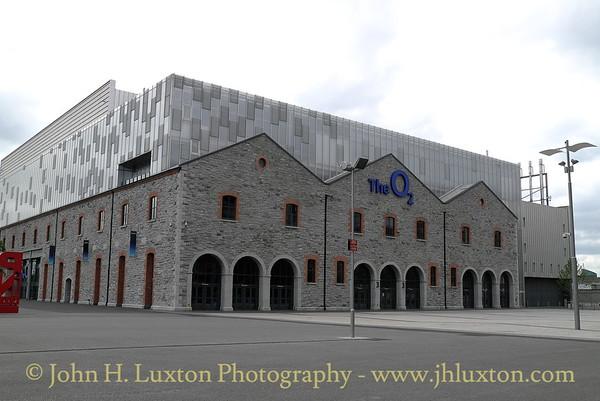 The 02 Point Theatre Dublin, August 28, 2013