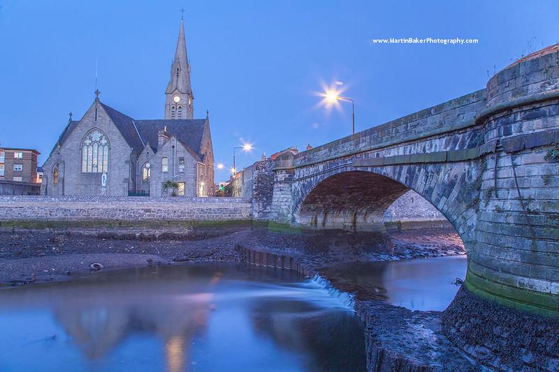 St. Patrick's Church, Ringsend, Dublin, Ireland.