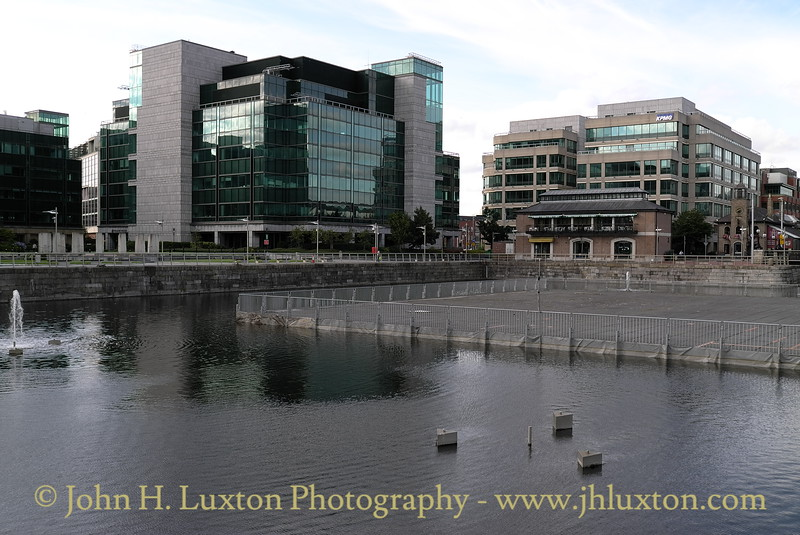 George's Dock, Dublin - August 28, 2013