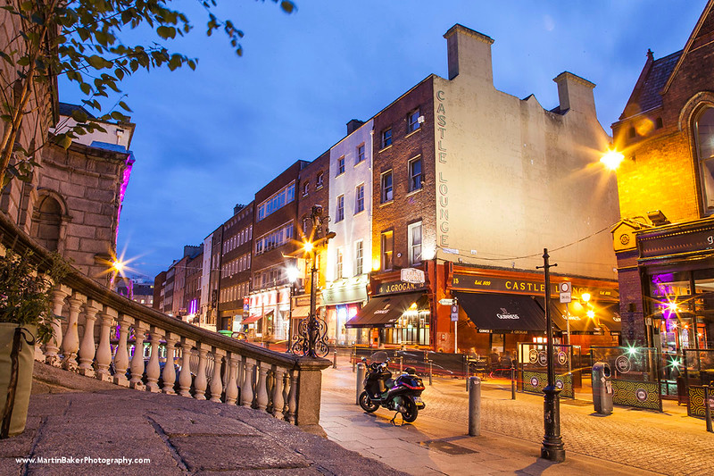 South William Street, Dublin, Ireland.