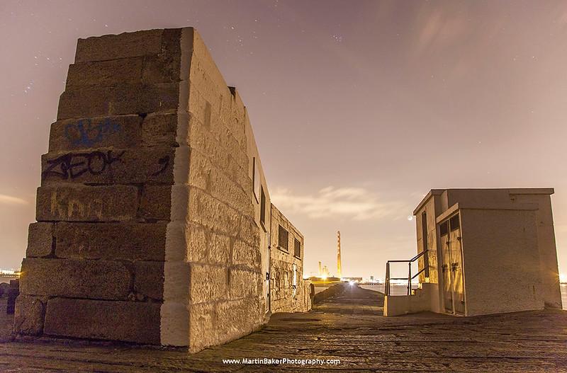 South Bull Wall, Dublin, Ireland.