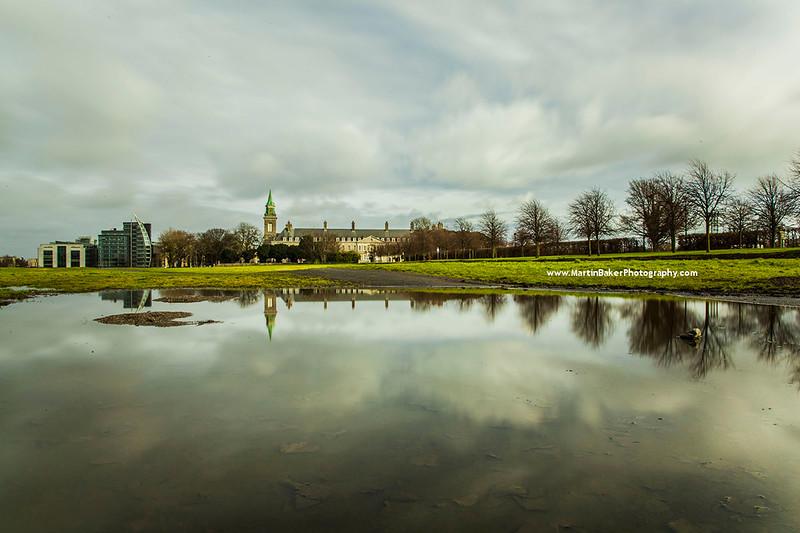 Royal Hospital, Kilmainham, Dublin, Ireland.