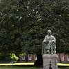 William Edward Hartpole Lecky Statue, Trinity College, Dublin, Co Dublin