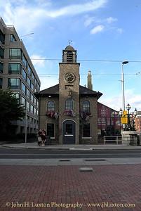 Dock Traffic Office, Dublin - August 28, 2013
