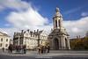 Trinity College, College Green, Dublin, Ireland.