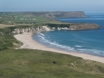 White Park Bay, near Ballycastle, County Antrim