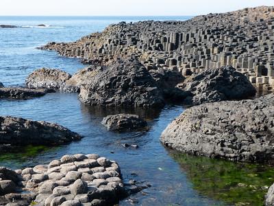 Giant's Causeway.  County Antrim