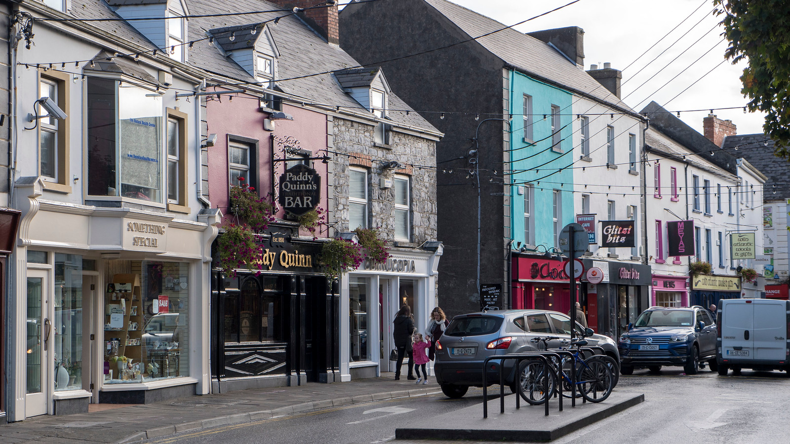 Ennis, Ireland: A Picturesque Town