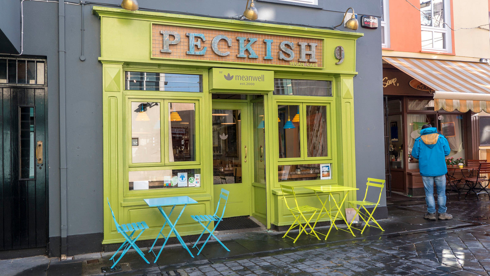 Peckish Vegan Cafe: Ennis Restaurant You Must Visit