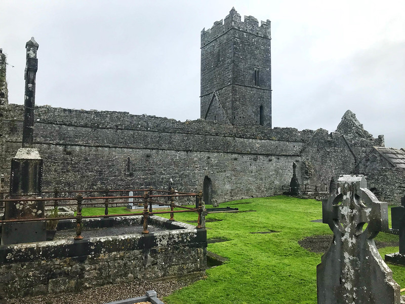 clare abbey ennis ireland