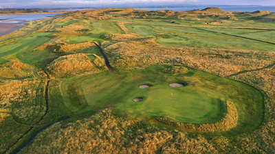 Enniscrone Golf Club, Ireland