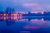 River Erne, Enniskillen, Fermanagh, Northern Ireland.