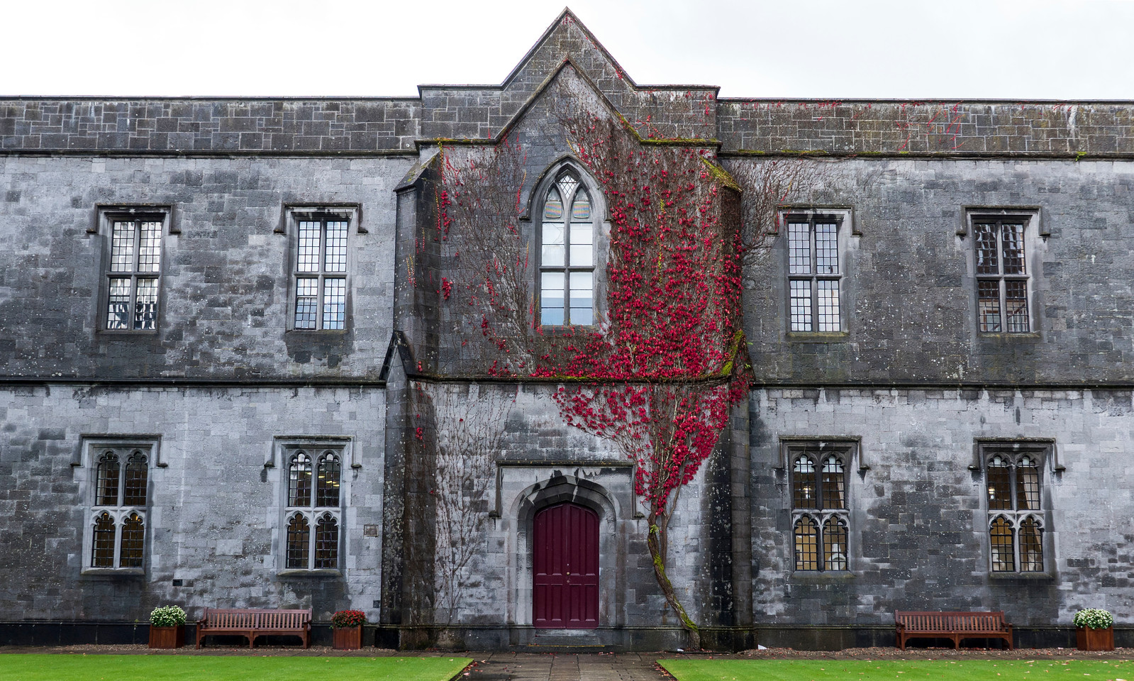 Where to Stay in Galway Ireland: The Connacht Hotel