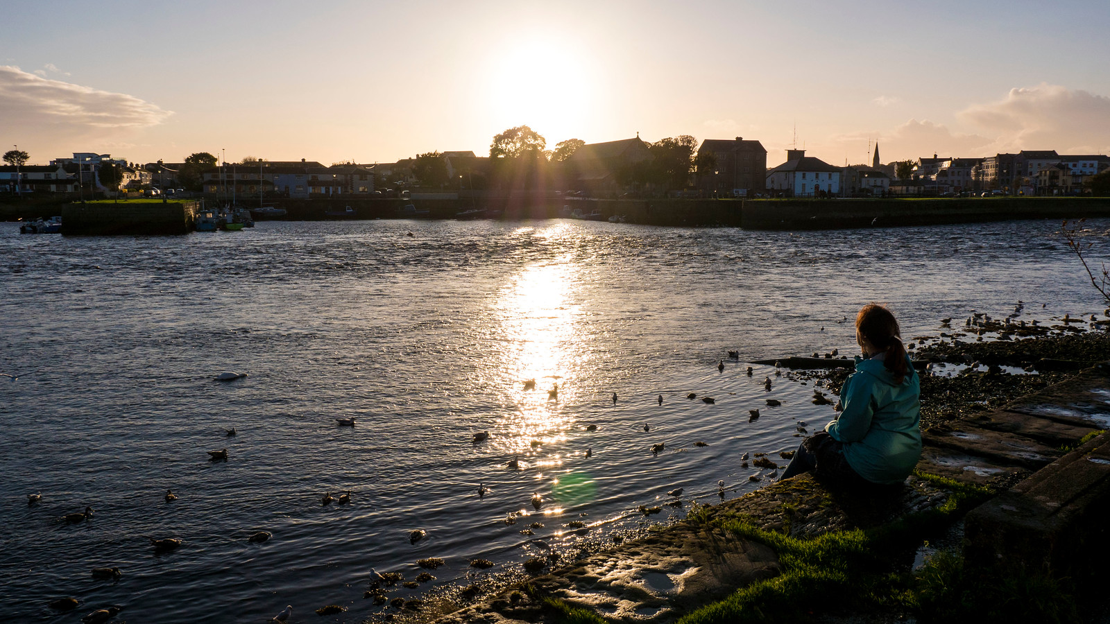 The Long Walk in Galway - Walking to the pier and waterfront in Galway - Top things to do in Galway