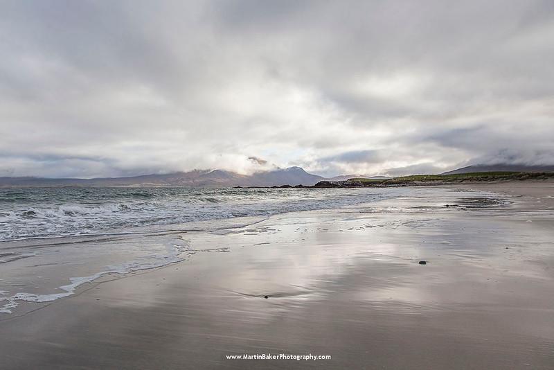 Renvyle Beach, Tully, Connemara, Galway, Ireland.