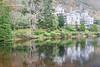 Kylemore Abbey, Letterfrack, Connemara, Galway, Ireland.
