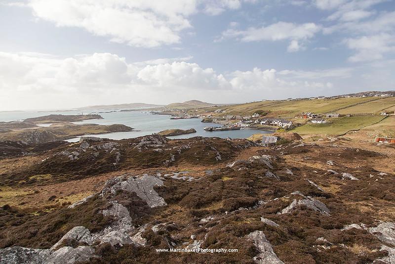 Inishbofin Island, Galway, Ireland.