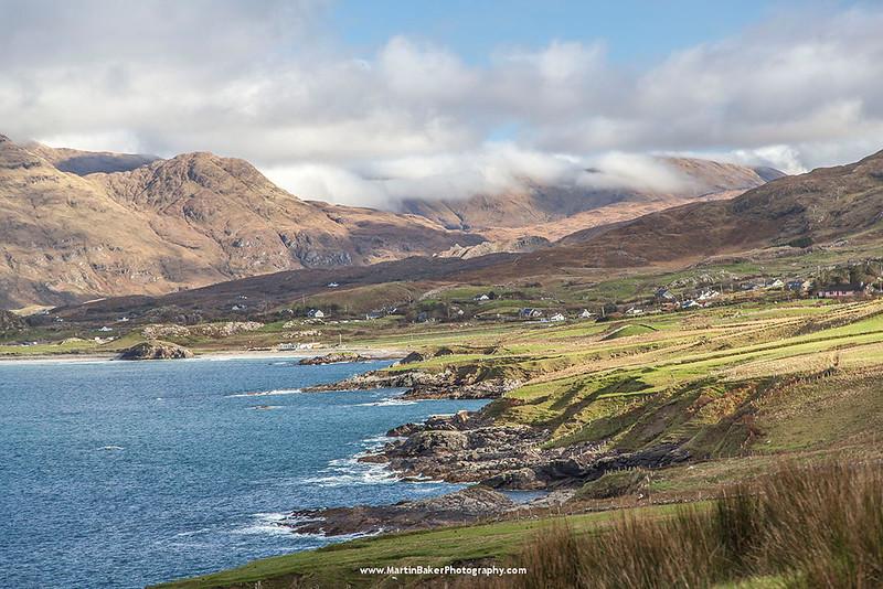 Tully, Connemara, Galway, Ireland.