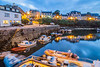 Roundstone Harbour, Roundstone, Connemara, Galway, Ireland.