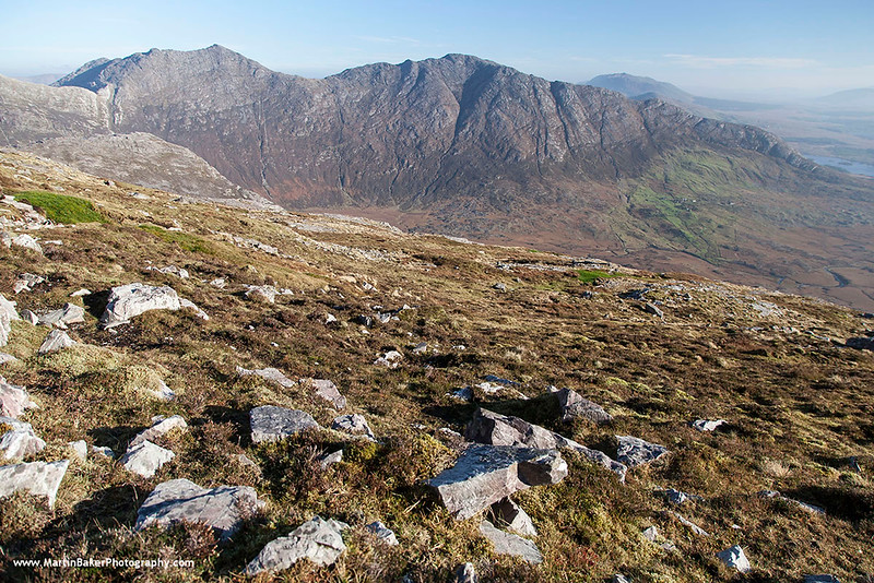 Derryclare, The Twelve Bens, Connemara, Galway, Ireland.