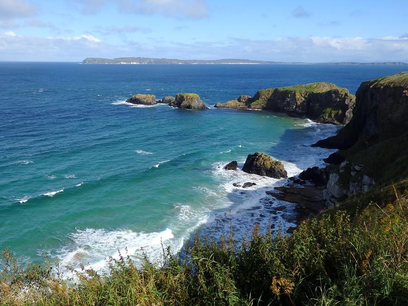 Carrickarede Island, Northern Ireland