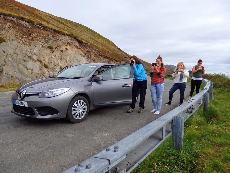 A road trip across Ireland