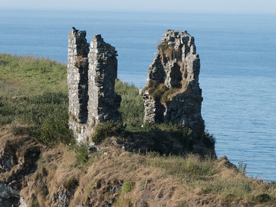 Dunseverick Castle, County Antrim