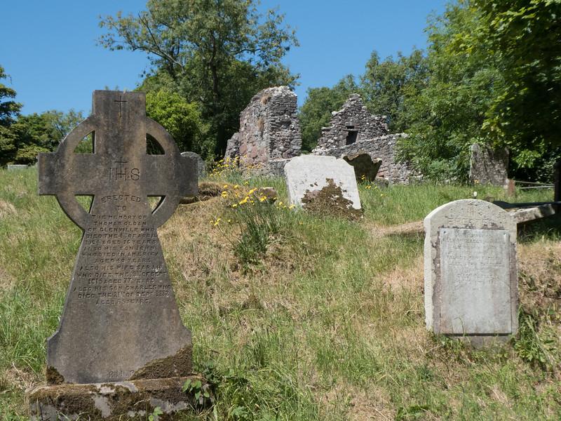Layd Church, Cushendall, County Antrim